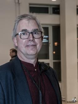 Vores hårdtarbejde og hurtigtløbende pressekontaktperson Steen Skovhus