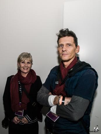 De to top-professionelle og knalddygtige fotografer Elona Sjögren og Mugge Lui Petersen