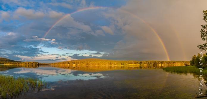 Luosu sø, Finland © Marie Funch-Øhlers